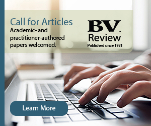 Business Valuation Review Call for Articles