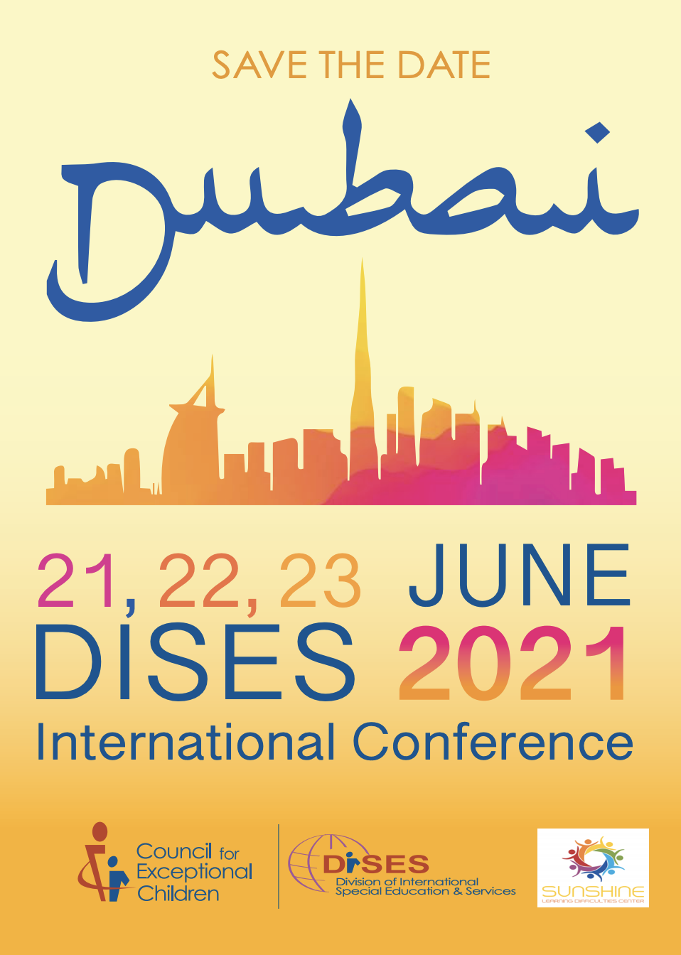 DISES 2021 International Conference in Dubai