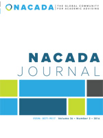 NACADA Journal cover
