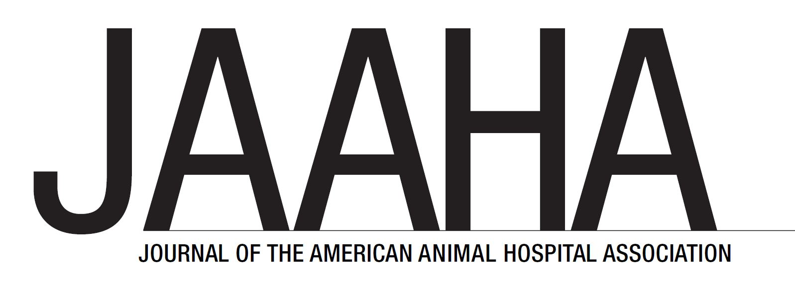 Journal of the American Animal Hospital Association