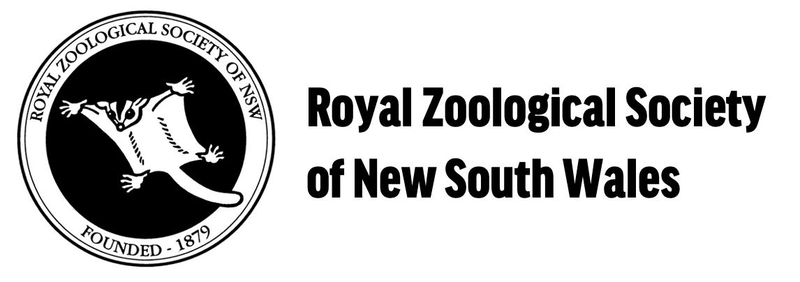 Royal Zoological Society of New South Wales Society Logo