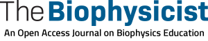 The Biophysicist Journal Logo